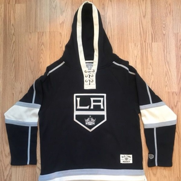sale retailer 6be09 c53eb LA Kings jersey sweater